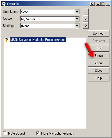 Ventrilo - Fixing Windows 7 Sound Lag Issues
